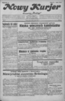 """Nowy Kurjer: dawniej """"Postęp"""" 1932.03.23 R.43 Nr68"""