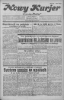 """Nowy Kurjer: dawniej """"Postęp"""" 1932.03.24 R.43 Nr69"""