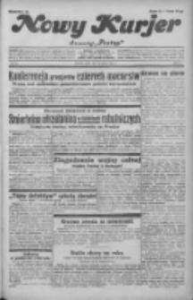 """Nowy Kurjer: dawniej """"Postęp"""" 1932.03.30 R.43 Nr73"""