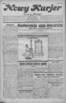 """Nowy Kurjer: dawniej """"Postęp"""" 1932.04.02 R.43 Nr76"""