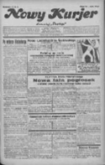 """Nowy Kurjer: dawniej """"Postęp"""" 1932.04.13 R.43 Nr85"""