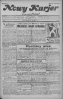 """Nowy Kurjer: dawniej """"Postęp"""" 1932.04.17 R.43 Nr89"""