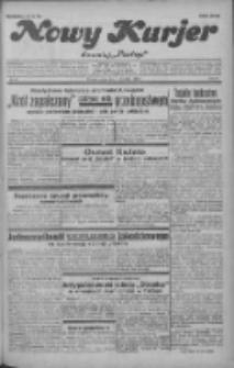 """Nowy Kurjer: dawniej """"Postęp"""" 1932.04.23 R.43 Nr94"""