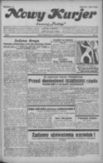 """Nowy Kurjer: dawniej """"Postęp"""" 1932.04.24 R.43 Nr95"""