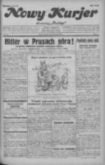 """Nowy Kurjer: dawniej """"Postęp"""" 1932.04.26 R.43 Nr96"""