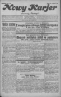 """Nowy Kurjer: dawniej """"Postęp"""" 1932.04.28 R.43 Nr98"""