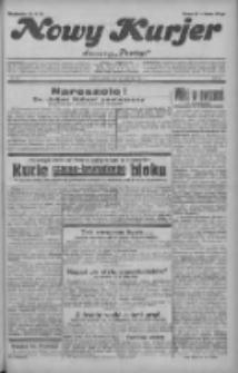 """Nowy Kurjer: dawniej """"Postęp"""" 1932.04.29 R.43 Nr99"""