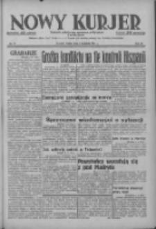 Nowy Kurjer: dziennik poświęcony sprawom politycznym i społecznym 1937.04.02 R.48 Nr75