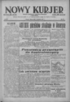 Nowy Kurjer: dziennik poświęcony sprawom politycznym i społecznym 1937.04.03 R.48 Nr76