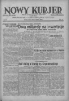 Nowy Kurjer: dziennik poświęcony sprawom politycznym i społecznym 1937.04.06 R.48 Nr78