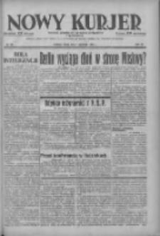 Nowy Kurjer: dziennik poświęcony sprawom politycznym i społecznym 1937.04.07 R.48 Nr79