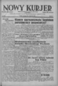 Nowy Kurjer: dziennik poświęcony sprawom politycznym i społecznym 1937.04.08 R.48 Nr80