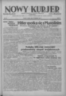Nowy Kurjer: dziennik poświęcony sprawom politycznym i społecznym 1937.04.13 R.48 Nr84