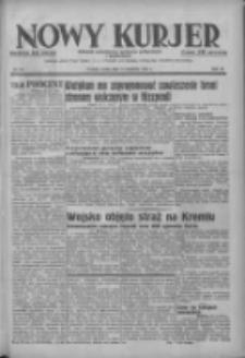 Nowy Kurjer: dziennik poświęcony sprawom politycznym i społecznym 1937.04.14 R.48 Nr85