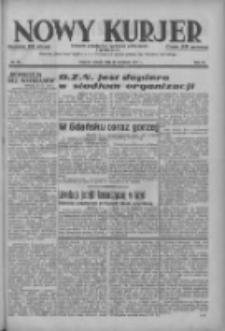 Nowy Kurjer: dziennik poświęcony sprawom politycznym i społecznym 1937.04.20 R.48 Nr90