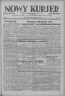 Nowy Kurjer: dziennik poświęcony sprawom politycznym i społecznym 1937.04.23 R.48 Nr93