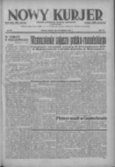 Nowy Kurjer: dziennik poświęcony sprawom politycznym i społecznym 1937.04.27 R.48 Nr96