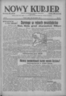 Nowy Kurjer: dziennik poświęcony sprawom politycznym i społecznym 1937.04.30 R.48 Nr99