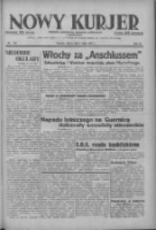 Nowy Kurjer: dziennik poświęcony sprawom politycznym i społecznym 1937.05.01 R.48 Nr100