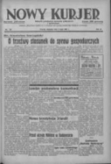 Nowy Kurjer: dziennik poświęcony sprawom politycznym i społecznym 1937.05.02 R.48 Nr101