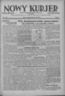 Nowy Kurjer: dziennik poświęcony sprawom politycznym i społecznym 1937.05.27 R.48 Nr119