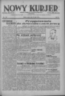Nowy Kurjer: dziennik poświęcony sprawom politycznym i społecznym 1937.05.29 R.48 Nr120