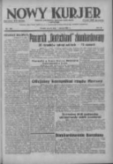 Nowy Kurjer: dziennik poświęcony sprawom politycznym i społecznym 1937.06.01 R.48 Nr122