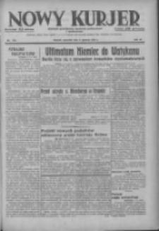 Nowy Kurjer: dziennik poświęcony sprawom politycznym i społecznym 1937.06.03 R.48 Nr124
