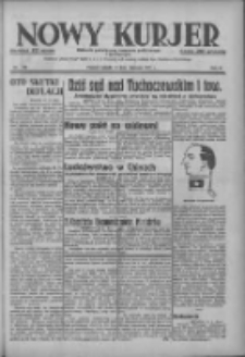Nowy Kurjer: dziennik poświęcony sprawom politycznym i społecznym 1937.06.12 R.48 Nr132