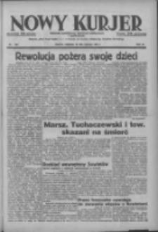 Nowy Kurjer: dziennik poświęcony sprawom politycznym i społecznym 1937.06.13 R.48 Nr133