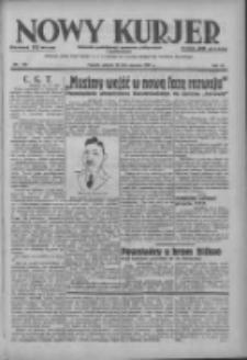 Nowy Kurjer: dziennik poświęcony sprawom politycznym i społecznym 1937.06.15 R.48 Nr134
