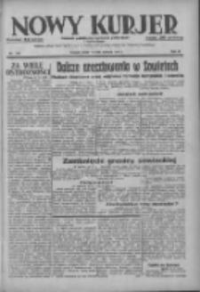 Nowy Kurjer: dziennik poświęcony sprawom politycznym i społecznym 1937.06.16 R.48 Nr135