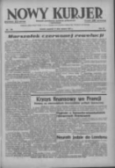 Nowy Kurjer: dziennik poświęcony sprawom politycznym i społecznym 1937.06.17 R.48 Nr136