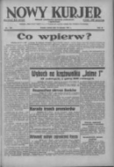 Nowy Kurjer: dziennik poświęcony sprawom politycznym i społecznym 1937.06.19 R.48 Nr138