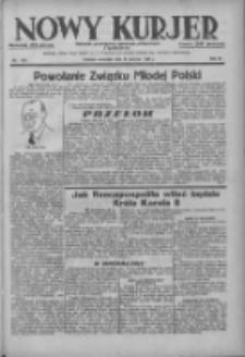Nowy Kurjer: dziennik poświęcony sprawom politycznym i społecznym 1937.06.24 R.48 Nr142