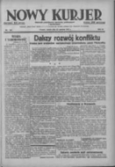 Nowy Kurjer: dziennik poświęcony sprawom politycznym i społecznym 1937.06.26 R.48 Nr144