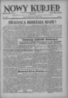Nowy Kurjer: dziennik poświęcony sprawom politycznym i społecznym 1937.06.27 R.48 Nr145