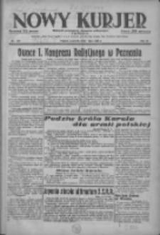 Nowy Kurjer: dziennik poświęcony sprawom politycznym i społecznym 1937.07.01 R.48 Nr147