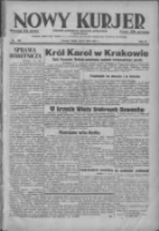 Nowy Kurjer: dziennik poświęcony sprawom politycznym i społecznym 1937.07.02 R.48 Nr148