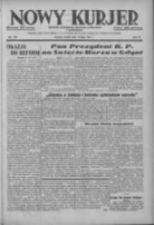Nowy Kurjer: dziennik poświęcony sprawom politycznym i społecznym 1937.07.13 R.48 Nr157
