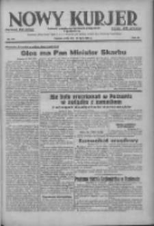 Nowy Kurjer: dziennik poświęcony sprawom politycznym i społecznym 1937.07.28 R.48 Nr170