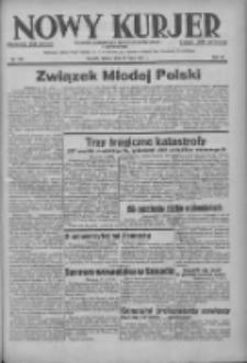 Nowy Kurjer: dziennik poświęcony sprawom politycznym i społecznym 1937.07.31 R.48 Nr173
