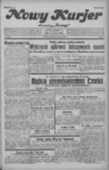 """Nowy Kurjer: dawniej """"Postęp"""" 1932.05.10 R.43 Nr106"""