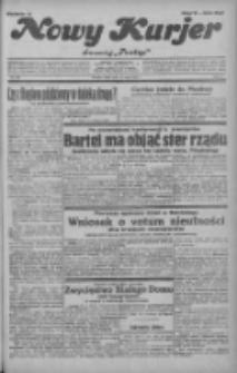 """Nowy Kurjer: dawniej """"Postęp"""" 1932.05.11 R.43 Nr107"""