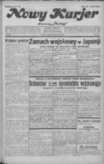 """Nowy Kurjer: dawniej """"Postęp"""" 1932.05.19 R.43 Nr113"""