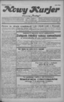 """Nowy Kurjer: dawniej """"Postęp"""" 1932.05.21 R.43 Nr115"""