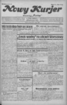 """Nowy Kurjer: dawniej """"Postęp"""" 1932.05.26 R.43 Nr119"""