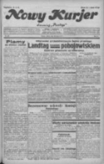 """Nowy Kurjer: dawniej """"Postęp"""" 1932.05.28 R.43 Nr120"""