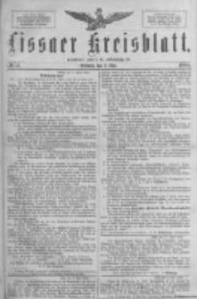 Lissaer Kreisblatt.1888.05.09 Nr11