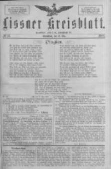Lissaer Kreisblatt.1888.05.19 Nr14